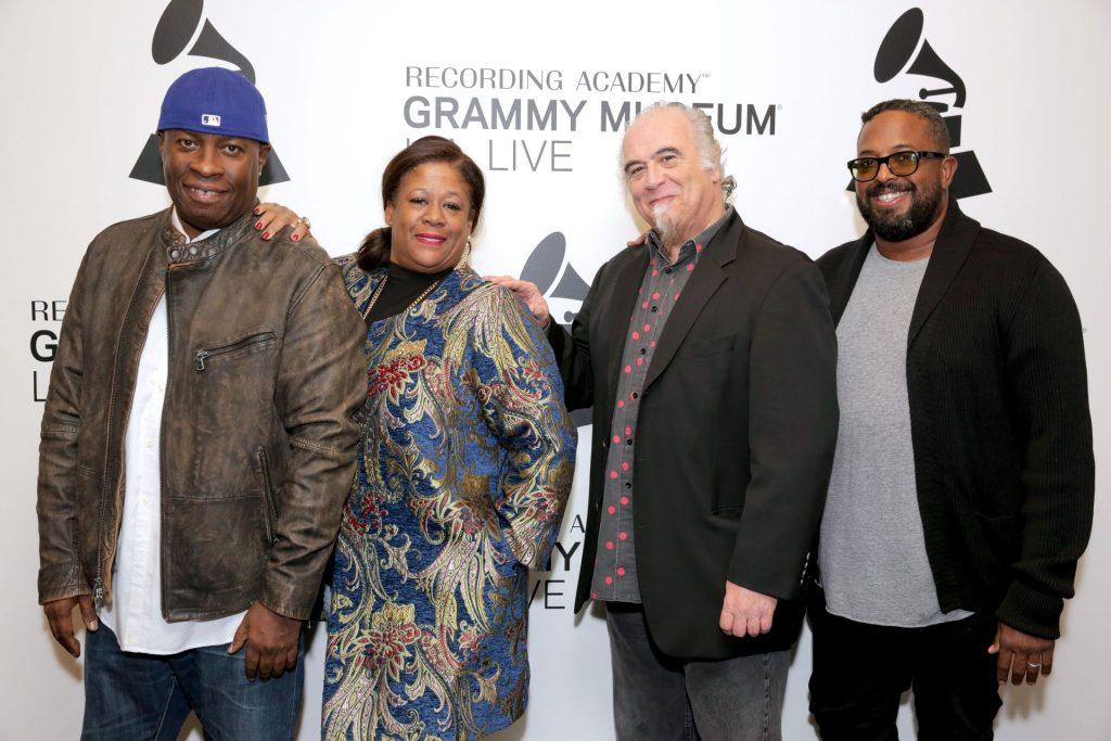 Grammy Museum Panel to discuss the Miles & Trane Final Bootleg Tour\ Vince Wilburn, Michelle Coltrane, Steve Berkowitz, Erin Davis